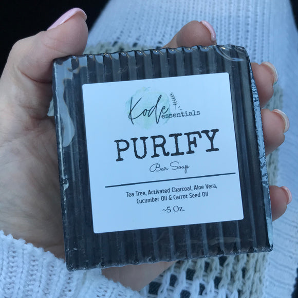 Purify Bar Soap