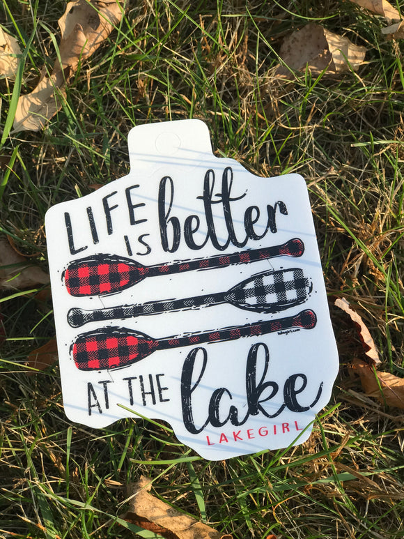 *LAKEGIRL Stickers