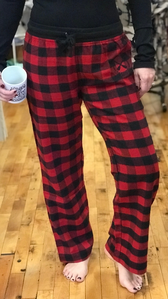 *Lounge Flannel Pant