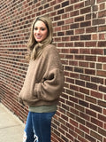 Teddy Bear Style Faux Jacket