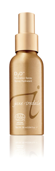 *D2O Hydration Spray