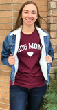 *Dog Mom Graphic Tee