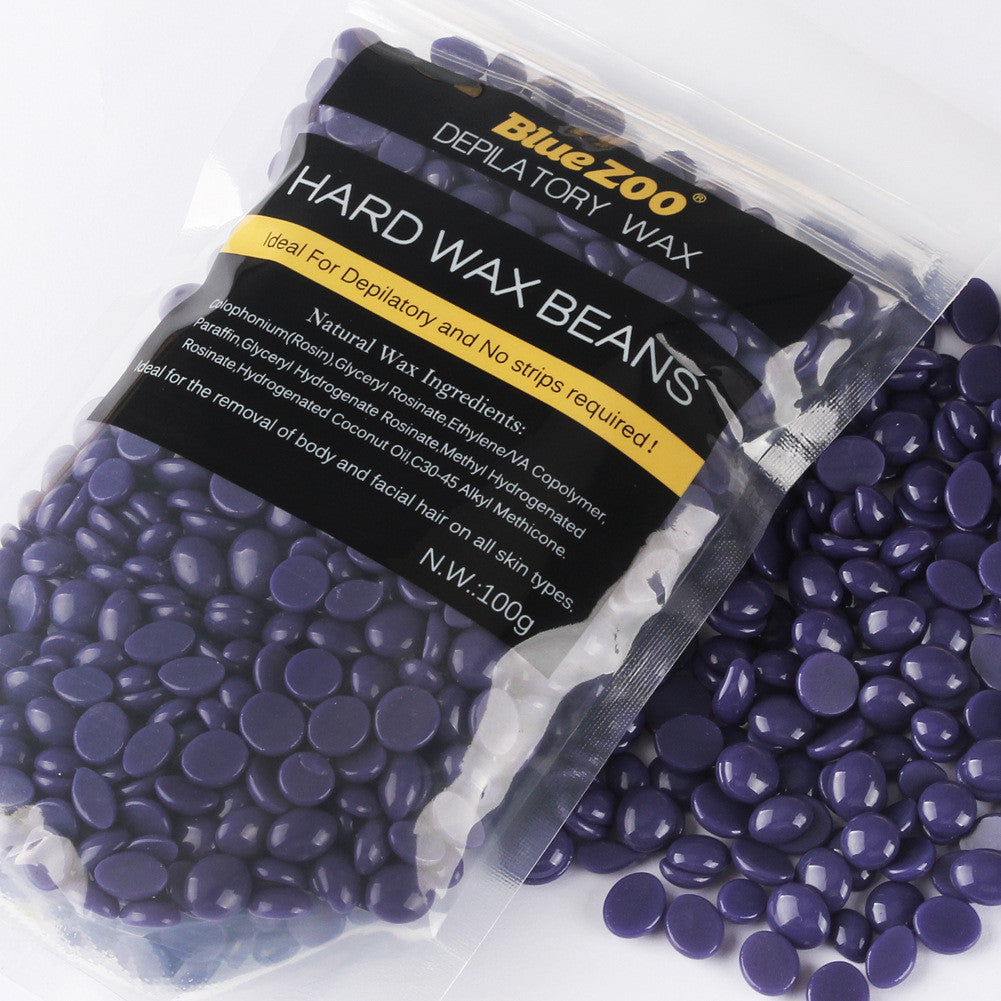 Painless Wax Beans (Lavender Scented)