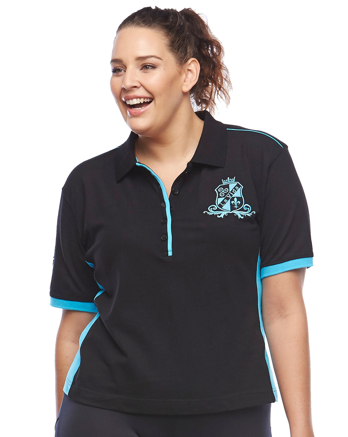Cotton Polo Shirt | Plus Size Polo Shirt