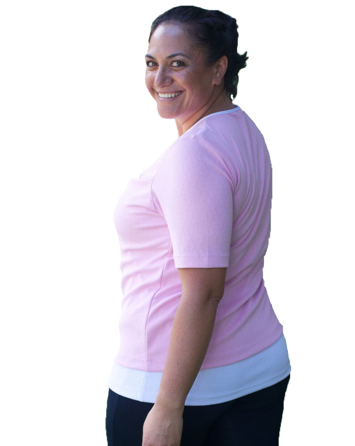 Bamboo Sports Top | Plus Size Activewear