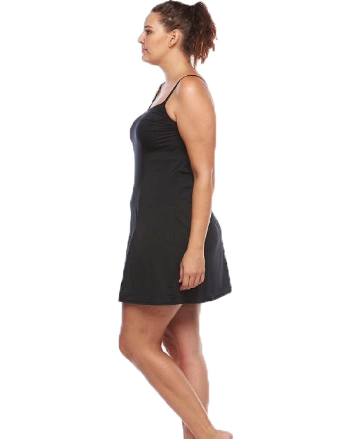 Midi Slip or Short Nightie | Plus Size