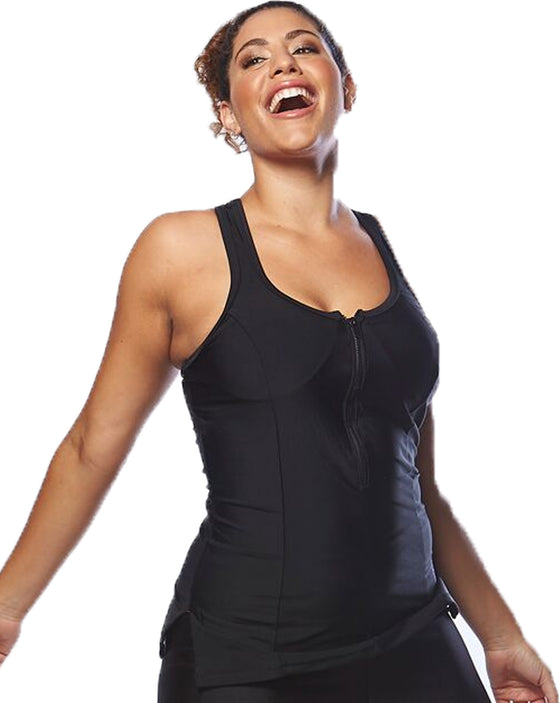 Top Selling RacerBack Tankini | Plus Size Swimwear