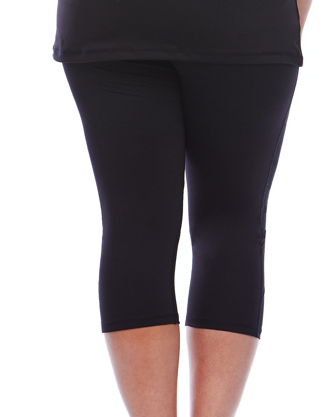 Mesh Sculpt Tights | Lift and Sculpt | Plus Size Activewear