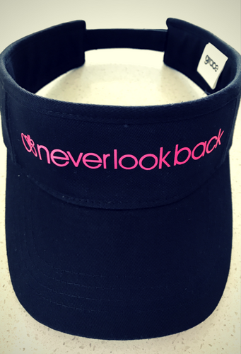 Never Look Back Visor