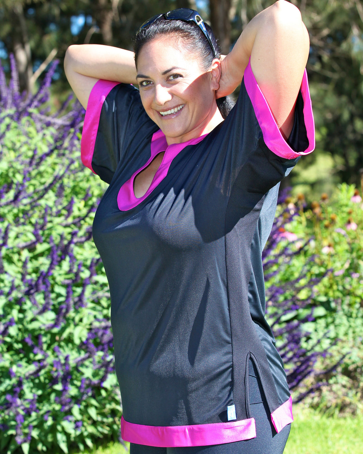 Active Kaftan  - Swim or Gym | Plus Size Sports and Swimwear