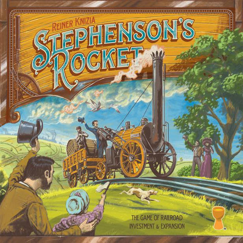 Stephenson's Rocket (Pre-order - DUE Q2 2018)