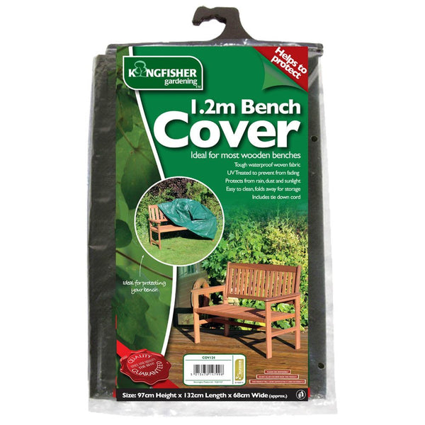 Heavy Duty Bench Weather Protection Cover For 2 Seater Bench