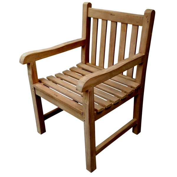 Traditional Solid Leisure Arm Chair