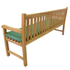Traditional Garden Park Bench 180cm