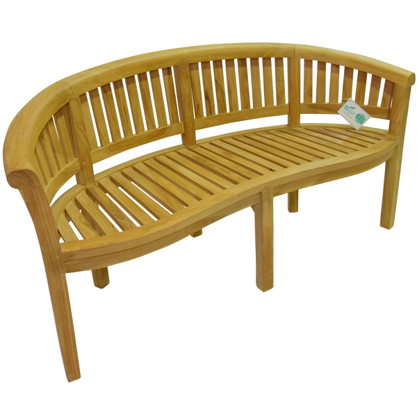 Banana Peanut Snuggle Love Bench Free Cushion Included