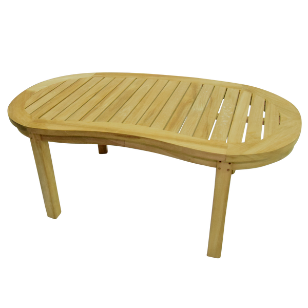 Banana Peanut Curved Coffee Table