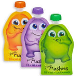 Little Mashies Reusable Squeeze Pouches