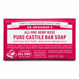 Dr Bronners Castile Soap Bar 140g