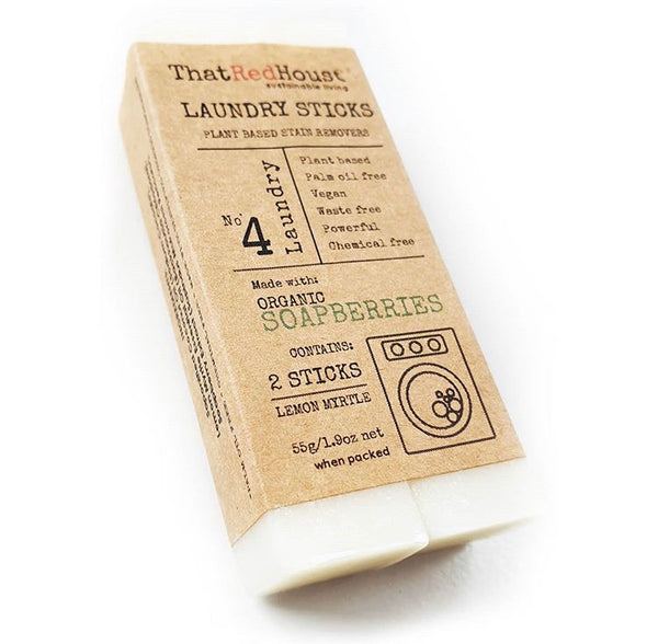That Red House Plant Based Laundry Stick Stain Remover 55g
