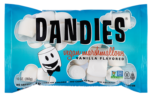 Dandies Vegan Vanilla Marshmallows 283g