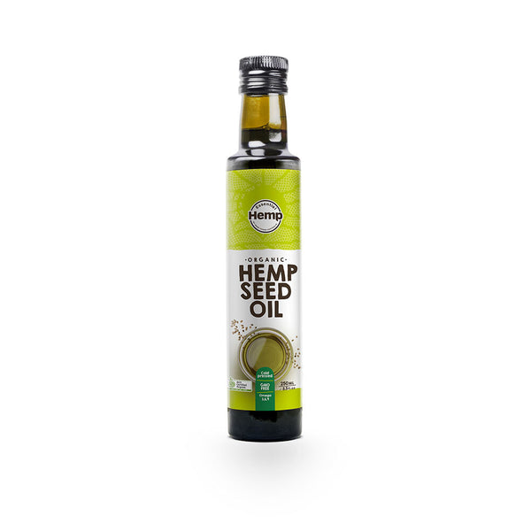 Essential Hemp Organic Hemp Seed Oil 250ml