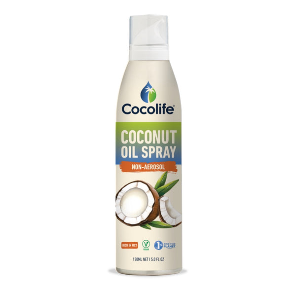 Cocolife Coconut Oil Non-aerosol Spray 150ml