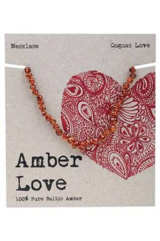 Amber Love Children's Baltic Amber Necklace