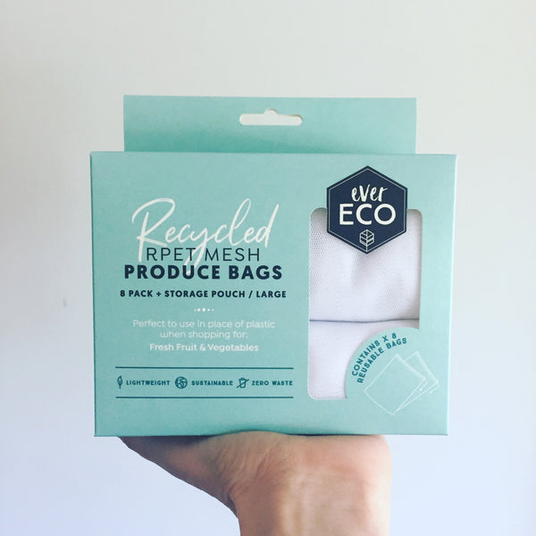 Ever Eco Produce Bags 8 Pack