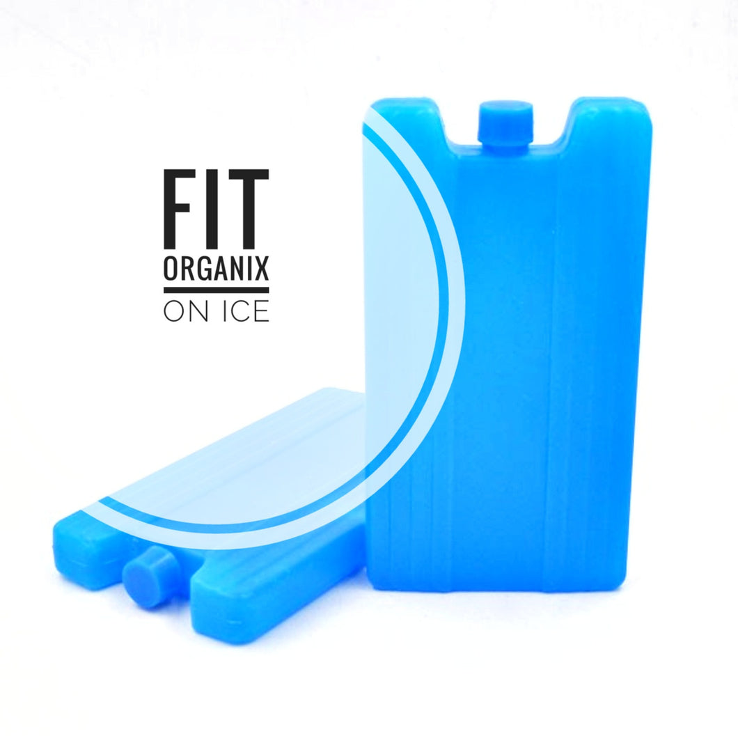 Fit Organix Meal Delivery Add-on Ice Packs (1 month)