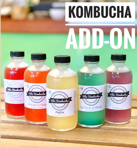 Vibe Kombucha Delivery Add-on