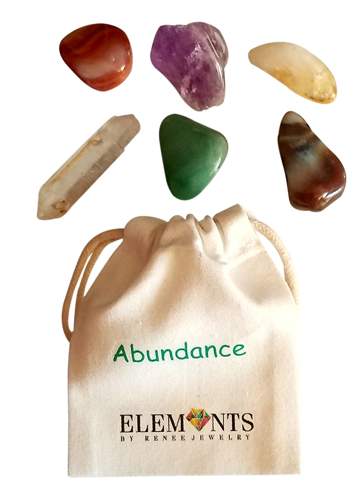 ABUNDANCE- Crystal Collection