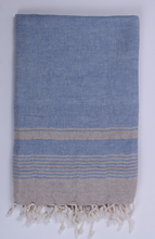 Load image into Gallery viewer, Honeycomb Linen Towel