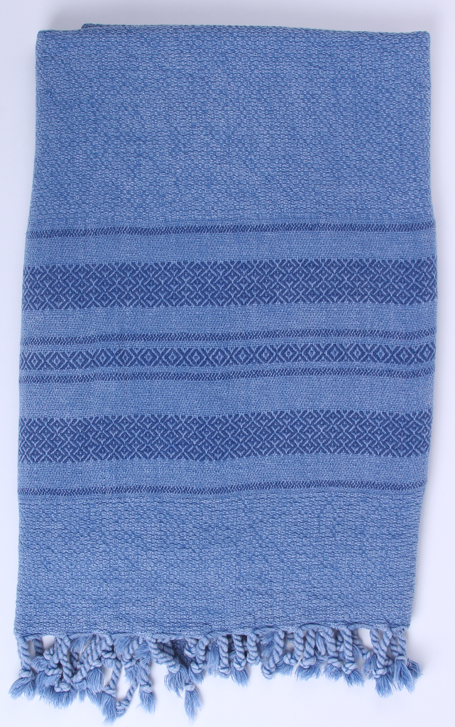 Stonewashed Towel