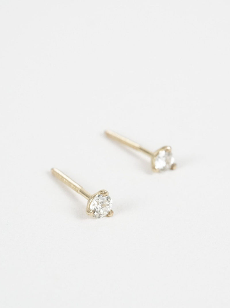 Shown: 2.5mm in 14k yellow gold.