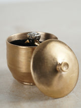Bronze Ring Vessel