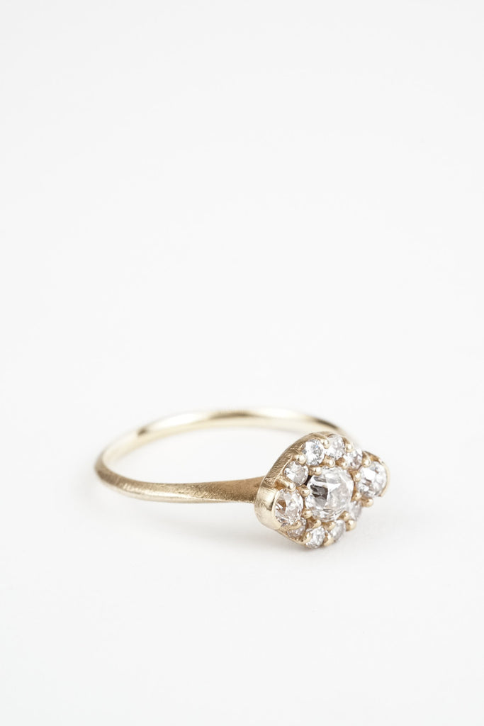 The Petite Meadow | Antique Diamonds