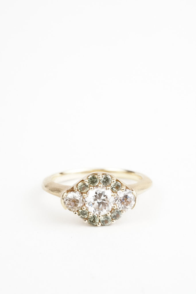 The Meadow | Old European Cut Antique Diamonds