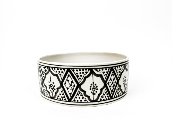 Black Safi Pet Bowl