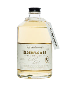 Elderflower & Vetiver Bath Elixir