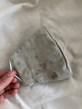 Cotton Canvas Face Mask
