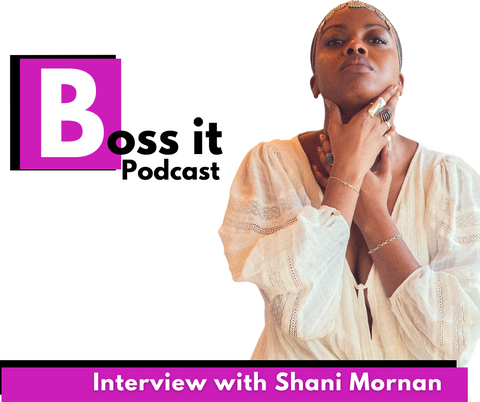 S.1 E. 6 How to Connect the BIPOC Communities in Business with Shani Mornan and Continue to Seek Peace
