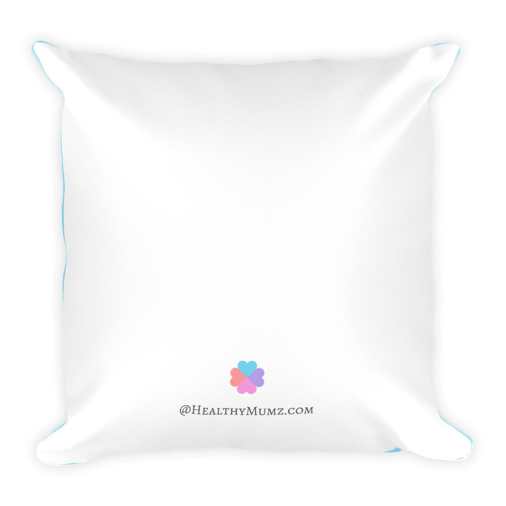 Square Pillow - HealthyMumz