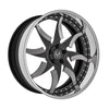 MAGNUM FORGED WHEELS DEUCES EDGE - 1
