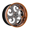 MAGNUM FORGED WHEELS DEUCES VORTEX - 1