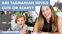 Fun facts about the Tasmanian Devil