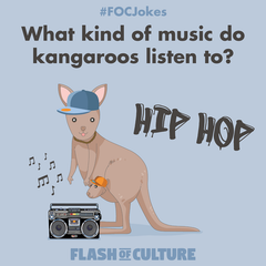 What kind of music do kangaroos listen to?