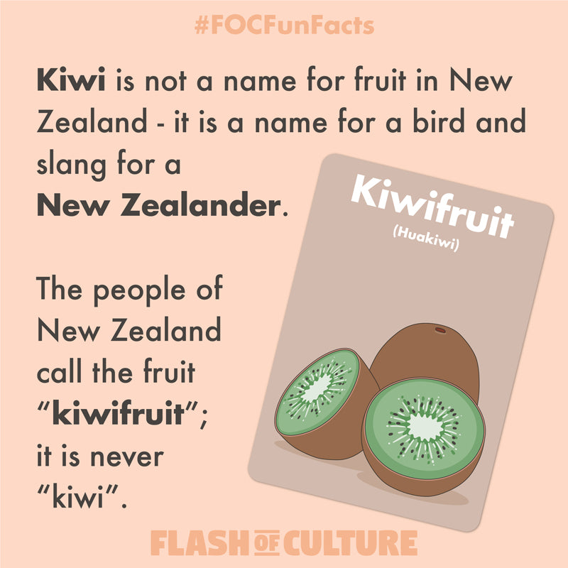 What's the difference between kiwi, kiwi and kiwi?