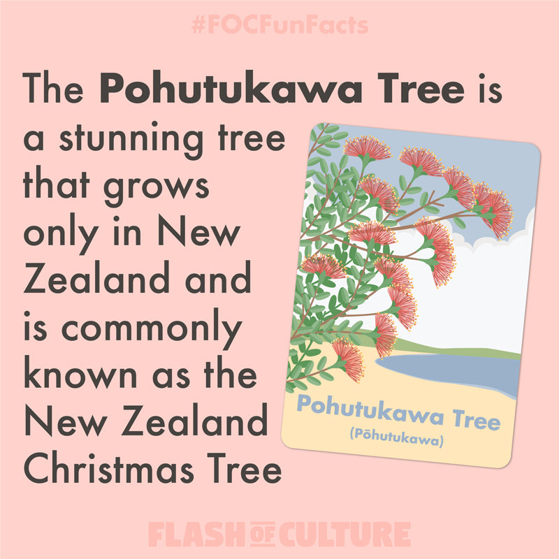 New Zealand Christmas tree