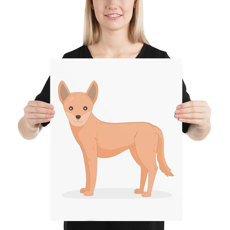 Dingo Print-Posters-Flash of Culture™