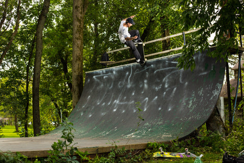 Chris Connolly Blunt to Fakie
